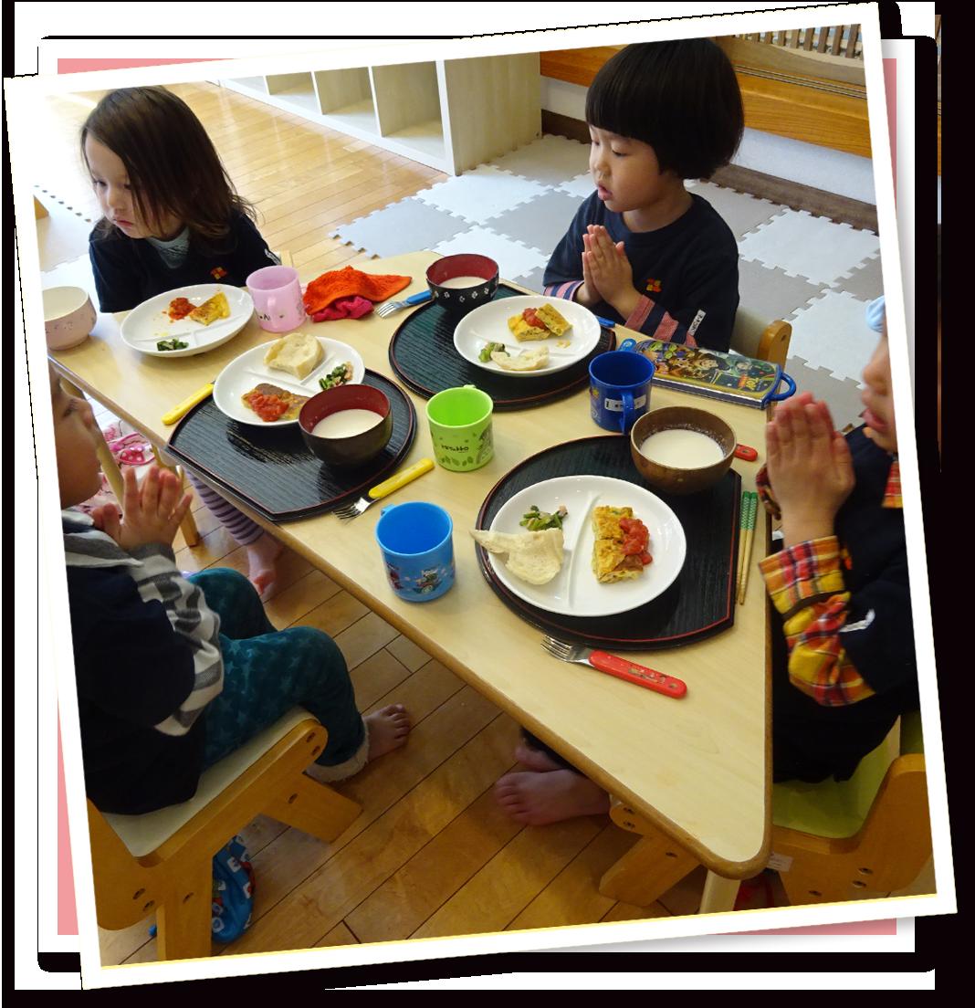 保育園の給食